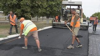 Дорожники будут трудиться на 4 улицах Воронежа в течение длинных выходных