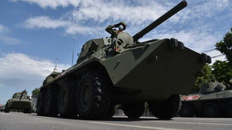Власти Воронежа рассказали, как будут ходить автобусы во время парада Победы