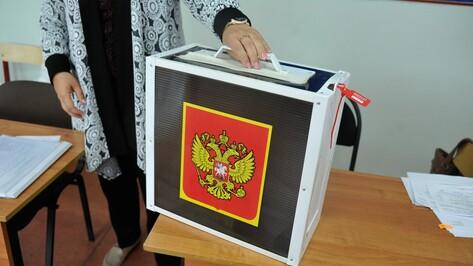 Воронежский облизбирком уточнил проценты партий на выборах в Госдуму