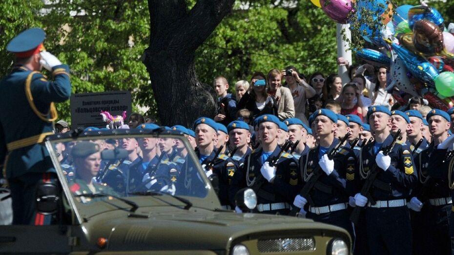 Воронежские власти запланировали более 300 акций ко Дню Победы
