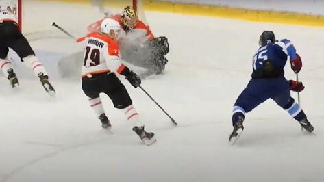 Воронежский «Буран» вырвал волевую победу в игре с «Молотом-Прикамье»