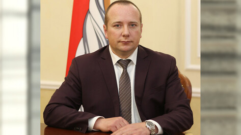 В мэрию Воронежа перешел экс-глава администрации Грибановского района