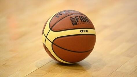 Баскетбольный «Воронеж-СКИФ» проиграл первый четвертьфинальный матч Суперлиги