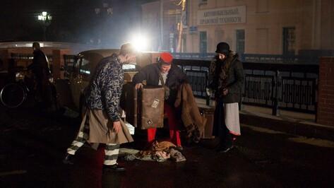 Воронежская студия закончит съемки фильма «Потерянные в воспоминаниях» до зимы