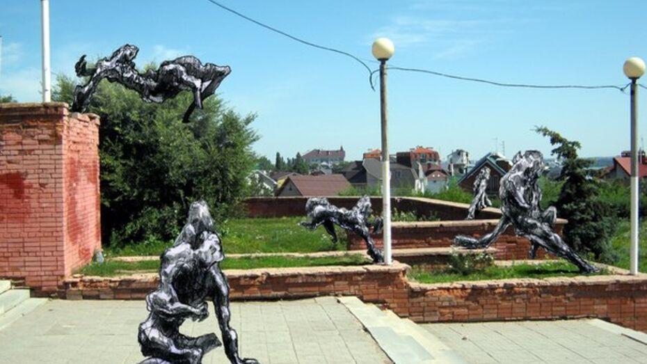 В Воронеже могут поставить памятник паркурщикам