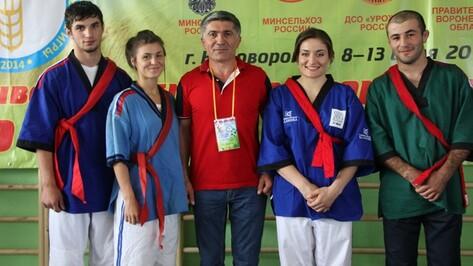 Верхнехавские спортсмены стали призерами X Cельских игр в личном первенстве