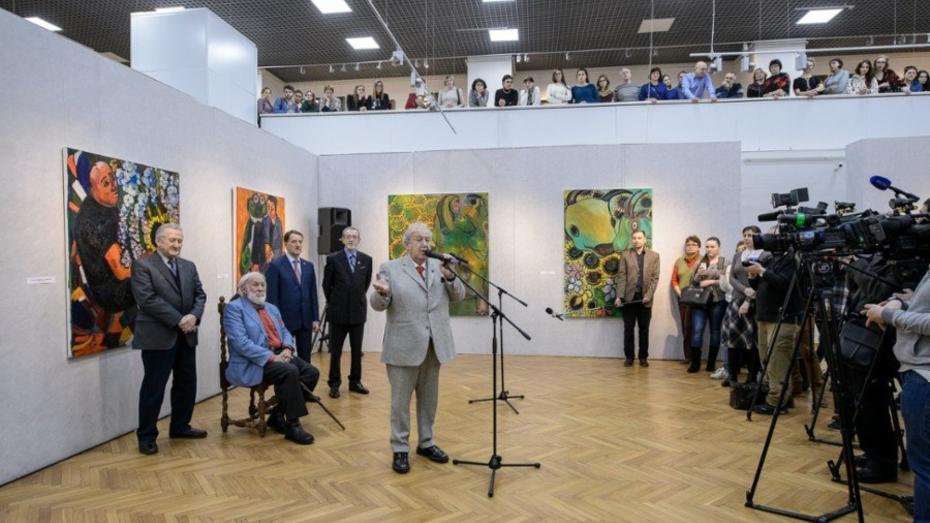 Зураб Церетели поддержит воронежских художников