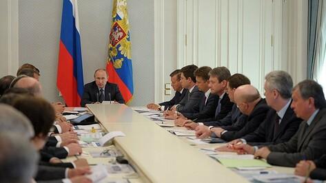 Владимир Путин хочет перевести на газ воронежский общественный транспорт
