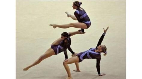 Сборная Воронежской области стала лучшей на первенстве ЦФО по акробатике