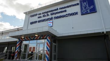 На левом берегу Воронежа открылся центр мужской гимнастики