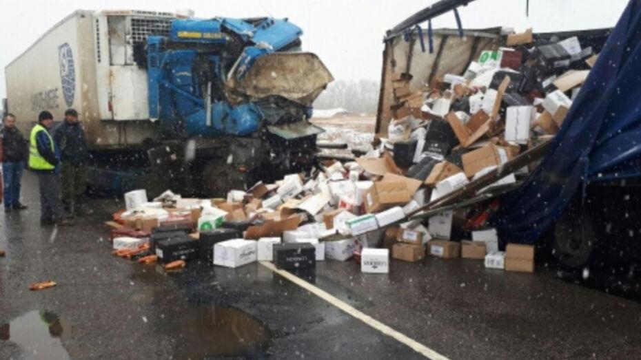 В Воронежской области в аварии погиб водитель «Газели»
