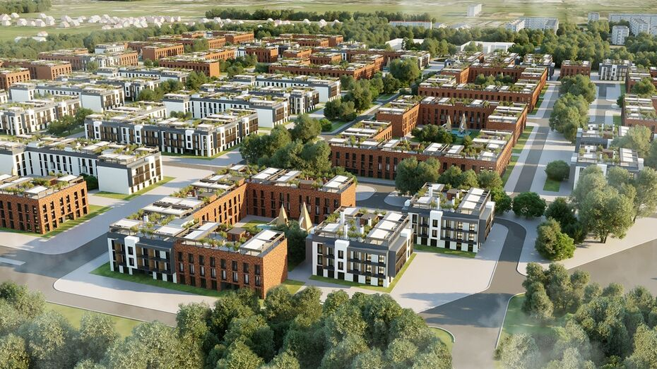 В Борисоглебске построят новый микрорайон «Восточный»