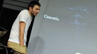 Илья Красильщик в Воронеже: «Нативная реклама дает медиа возможность окупаться»