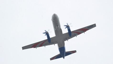 Белорусская авиакомпания отменила рейсы в Воронеж из-за пандемии коронавируса