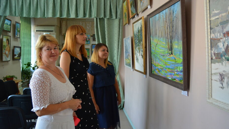 В Россоши откроется выставка ко Дню города