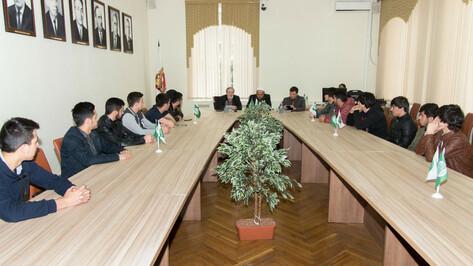 Студенты воронежского вуза встретились с представителями мусульманского сообщества