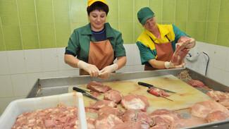 Воронежец «увел» у мясокомбината в Белгородской области товар на 2 млн рублей