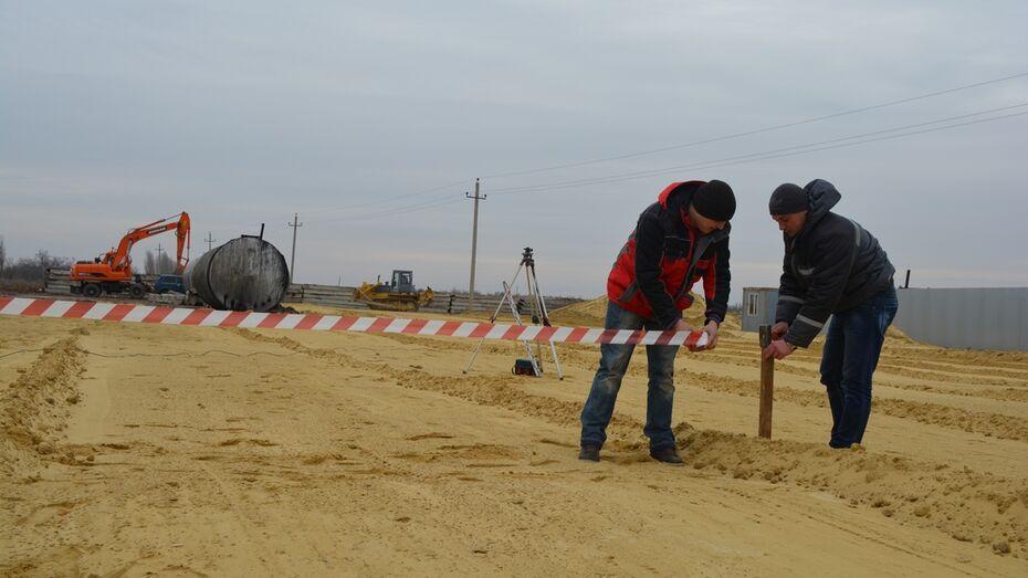 В Нижнедевицком районе построят асфальтовый завод