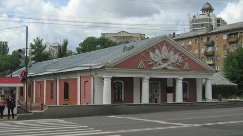 На строительство помещения для воронежского музея «Арсенал» направят до 8 млн рублей
