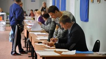 «Единая Россия» к 23:00 получила 62% по партспискам на выборах в Воронежской области