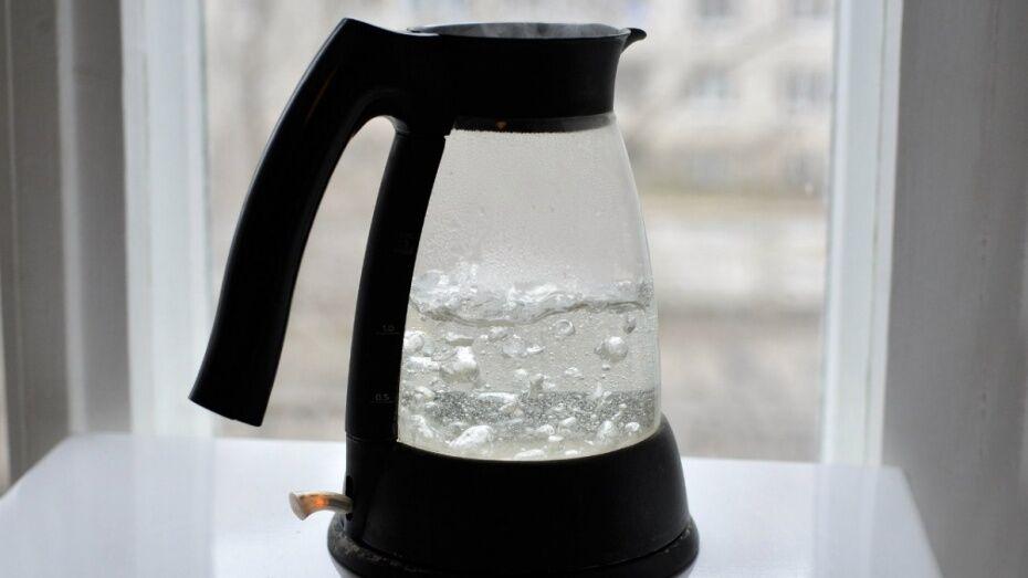 Мэрия Воронежа назвала сроки отключения горячей воды в июле