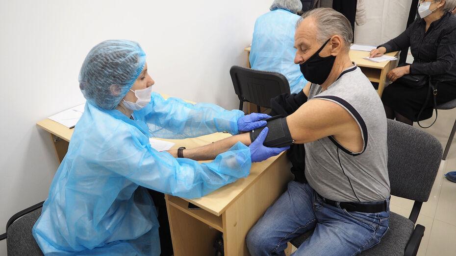 Воронежский облздрав: темпы вакцинации превысили объем поставок препаратов