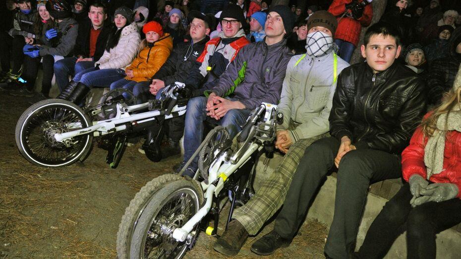 В Воронеже отменили флешмоб «Велосветлячки» из-за ростовской авиакатастрофы