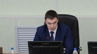 Дмитрий Маслов стал исполняющим обязанности главы Новоусманского района