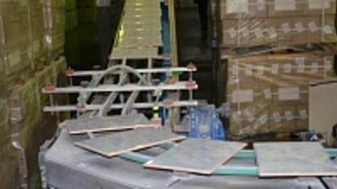 Воронежский керамический завод возобновил производство