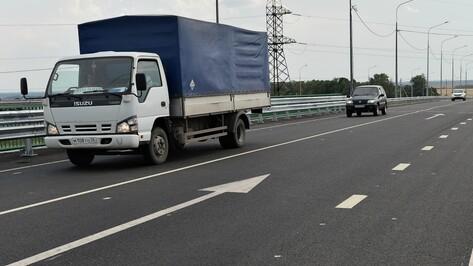 Дорожники отремонтировали самый аварийный участок трассы Курск-Воронеж