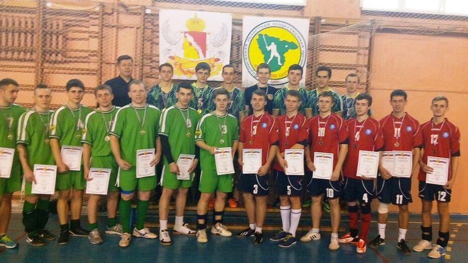 Хохольские лаптисты победили на областном чемпионате