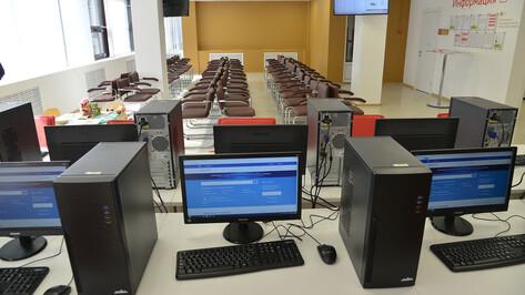 В МФЦ нового типа в Воронеже клиентов обучат пользоваться электронными услугами