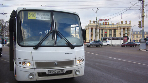 Автобусные маршруты для воронежских дачников запустят в начале и в конце майских праздников