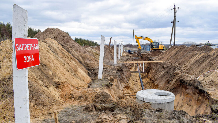 Станцию водоподготовки за 70 млн рублей построят в Лисках к осени
