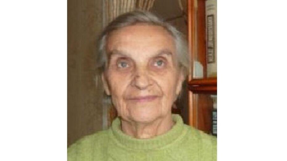 В Воронежской области пропала 84-летняя женщина