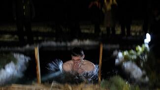 В Верхнемамонском районе оборудовали 4 места для крещенских купаний