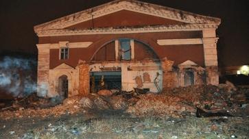 Воронежская епархия восстановит храм Рождества Христова на улице Димитрова