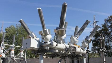 Воронежские энергетики инновационно модернизируют подстанцию в Коминтерновском районе