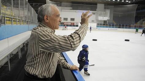 Виктор Семыкин: «Хоккей в Воронеже будет, я не ухожу из
