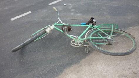 В поворинском селе «ВАЗ-21099» сбил 48-летнего велосипедиста