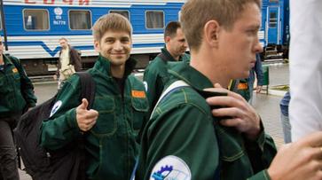Воронежские студенты поедут в Сочи достраивать олимпийские объекты