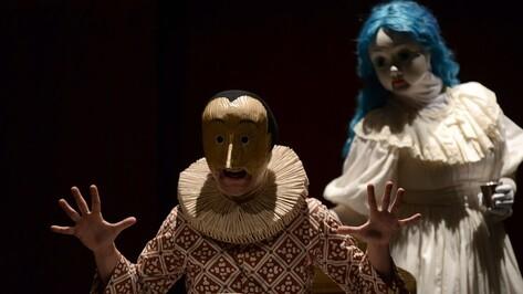 Екатеринбургские артисты сыграли в Воронеже «Пиноккио» в итальянских масках