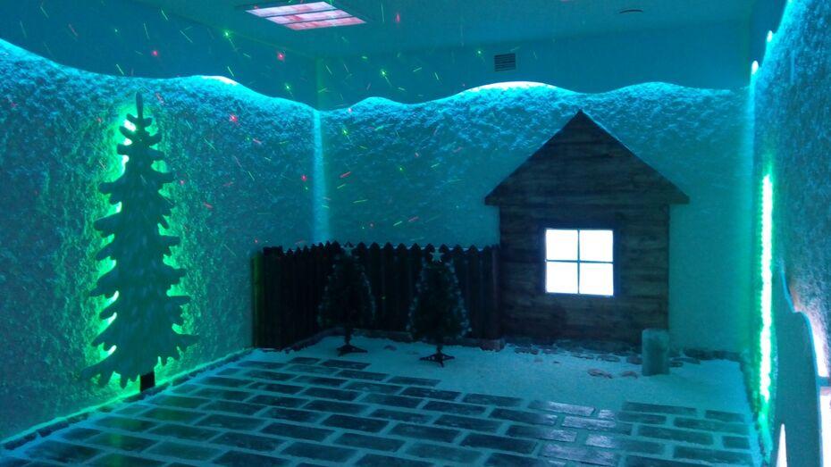 В детском отделении больницы в Воронежской области открылась соляная камера