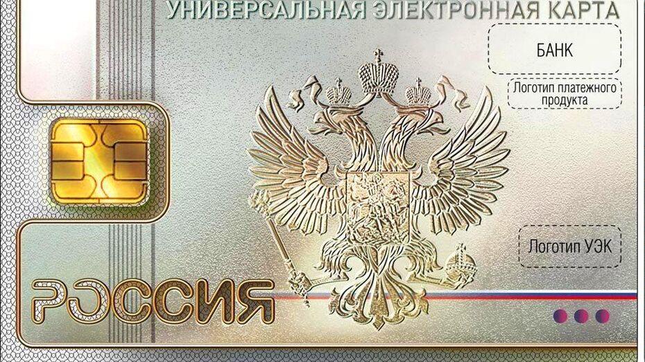 Опубликованы адреса, где жители Воронежа и области могут получить электронную карту