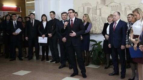 В ярмарке вакансий Воронежского ГАСУ приняли участие более 30 предприятий