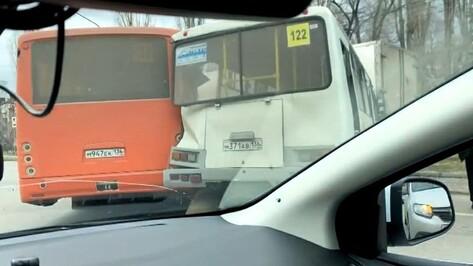 Пострадавшим в ДТП с 2 автобусами воронежцам возместят ущерб