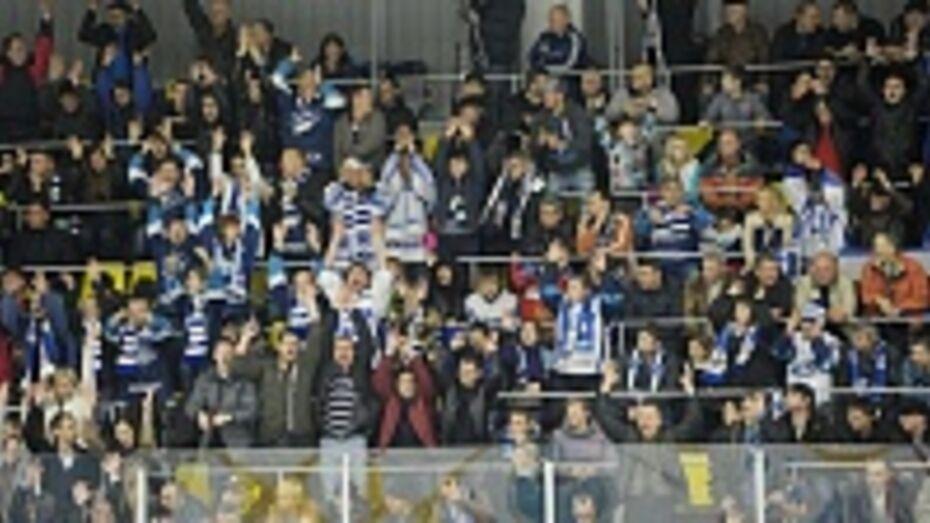 На матч воронежского «Бурана» с ХК «Липецк» приедут более 80 болельщиков из соседней области