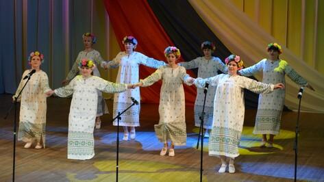 В Россоши наградили победителей конкурса «Поет душа, живет Россия»