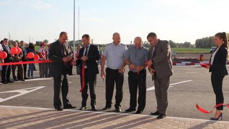 В Боброве открылся современный автозаправочный комплекс «ЛУКОЙЛ»