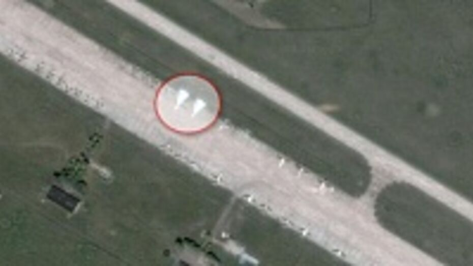 Американские конспирологи нашли «ядерные бомбардировщики» на аэродроме в Воронежской области